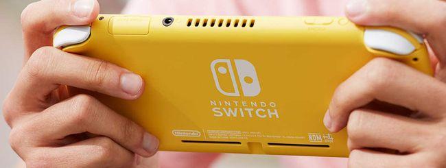 Nintendo Switch Lite torna disponibile su Amazon