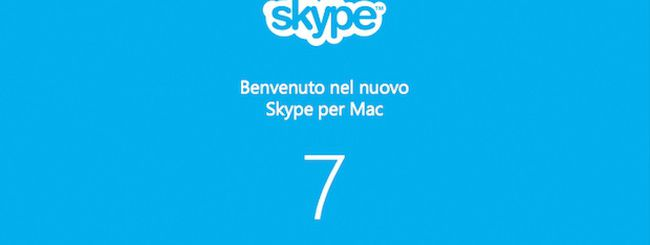 Skype 7 per Mac, nuova interfaccia per OS X Yosemite e tante novità