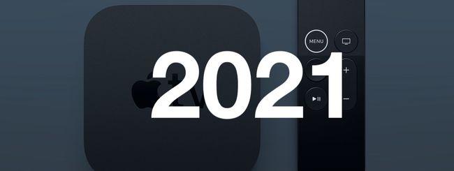 Apple TV 4K, nuova versione con inedito telecomando nel 2021