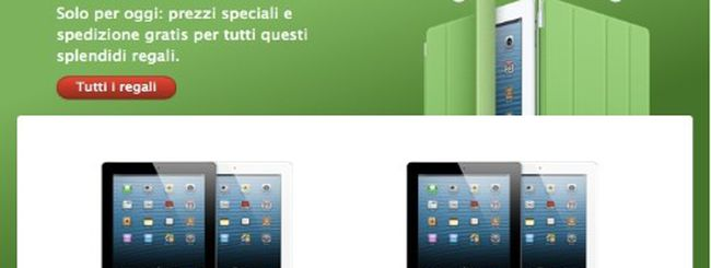 Black Friday di Apple: sconti su iPad, iPod, Mac