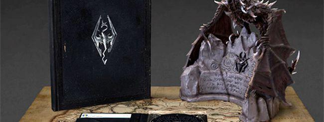 The Elder Scrolls V: Skyrim, svelata la Collector's Edition