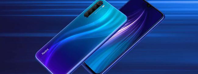 Redmi Note 8, record di vendite in tre mesi