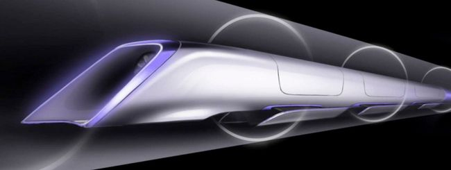 Elon Musk: al via i test per Hyperloop