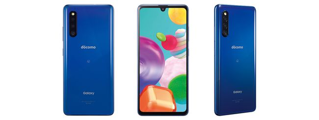 Samsung annuncia il Galaxy A41