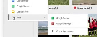 Restyling per Google Drive