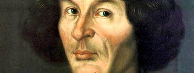 Google doodle animato per Niccolò Copernico