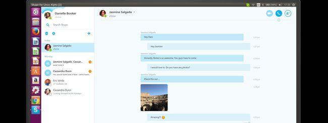 Microsoft annuncia Skype for Linux Alpha