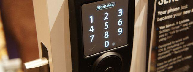 Aprire la porta di casa con Siri è realtà con la serratura smart Schlage Sense