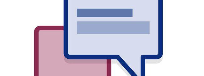 Facebook chiude il servizio mail
