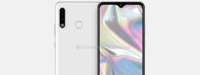 Samsung Galaxy A71 5G e A70e, annuncio vicino?