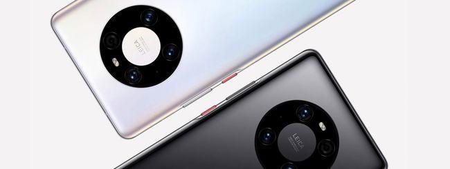 Huawei Mate 40 Pro: scheda tecnica e prezzo