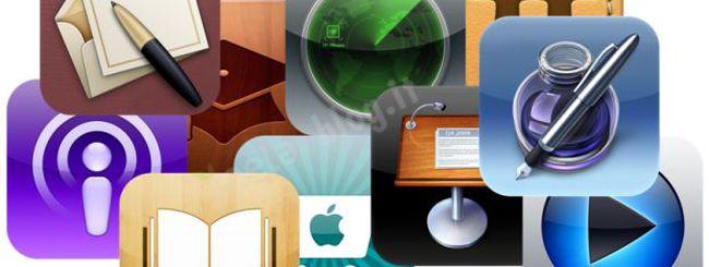 Una valanga di aggiornamenti per le app Apple