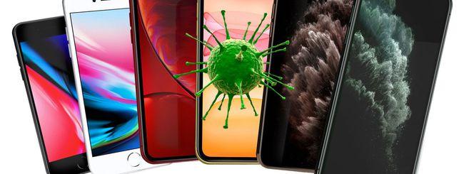 Coronavirus, peggiora la situazione per iPhone 12