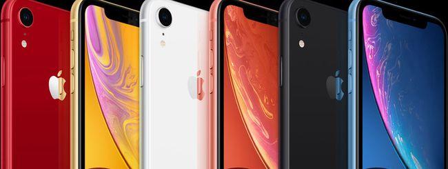 iPhone XR diventerà iPhone XE
