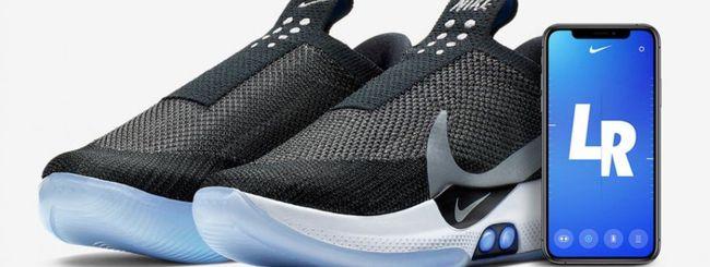 Nike Adapt BB è la sneaker gestita da un'app