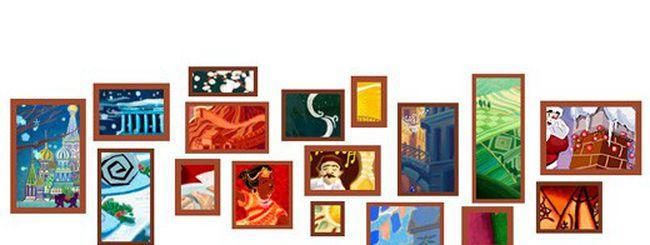 Google brevetta i suoi doodles