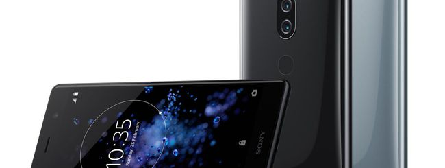 Sony Xperia XZ2 Premium in Italia da settembre
