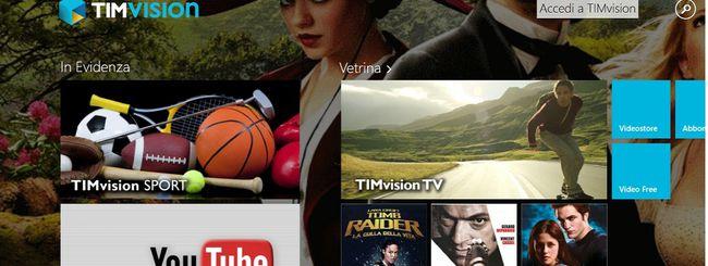 TIM porta Netflix su TIMvision