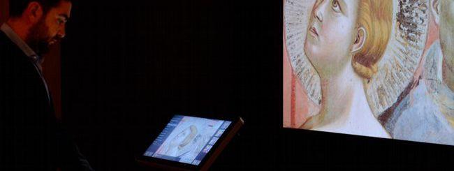 Frame, la mediateca di San Francesco d'Assisi