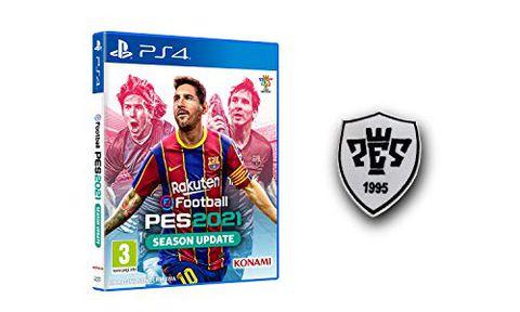 eFootball PES 2021 Season Update e Patch (Esclusiva Amazon) - Playstation 4