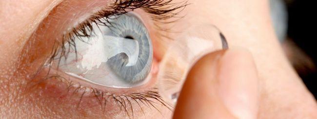 Mojo Lens, lenti a contatto con realtà aumentata