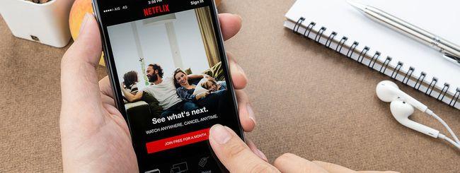 Netflix: ogni utente guarda 600 ore di show l'anno