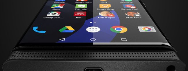 BlackBerry Venice, ecco lo smartphone Android