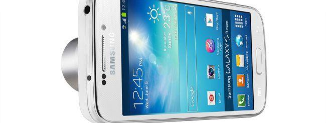 Samsung Galaxy S4 Zoom, lo smartphone per le foto