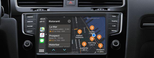 Apple CarPlay: tutte le Case che lo supportano