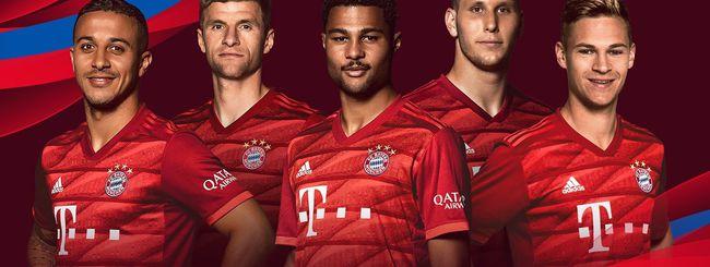 PES 2020: Bayern Monaco partner ufficiale