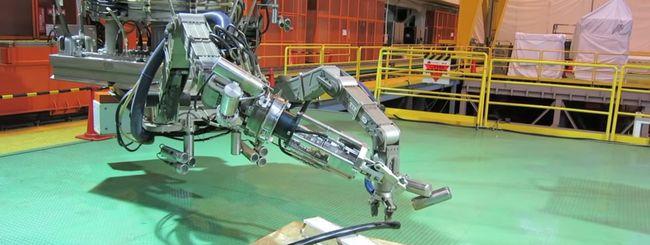 Il robot che smantellerà l'impianto di Fukushima