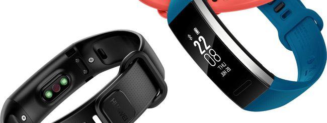 Cyber Monday: sconti per fitness tracker su Amazon
