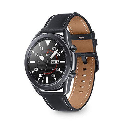 Samsung Galaxy Watch3 (45mm, Mystic Black)