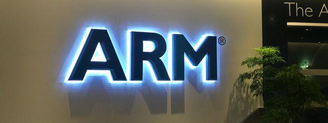 ARM ripristina i contratti con Huawei