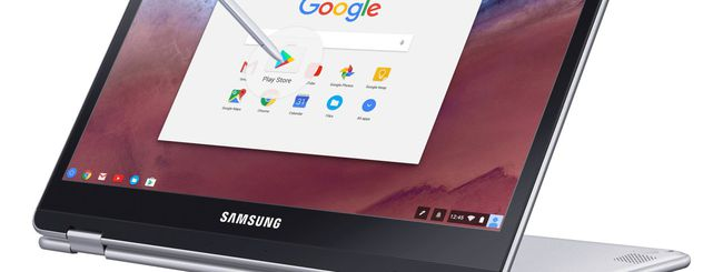 CES 2017: Samsung Chromebook Plus e Chromebook Pro