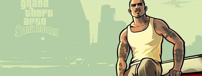 GTA San Andreas e classici Rockstar su Xbox One