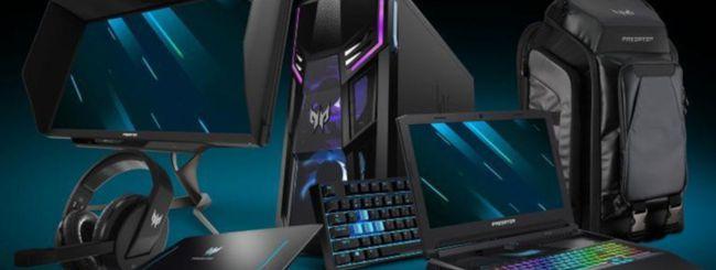 Predator protagonista alle finali degli eSports