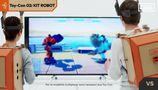 Switch: il Kit Robot di Nintendo Labo
