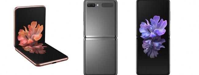 Samsung annuncia il Galaxy Z Flip 5G: le specifiche