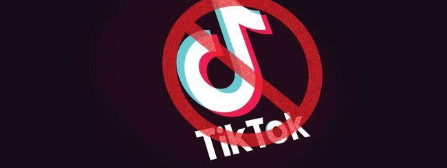 TikTok multato dal governo russo per post su proteste illegali