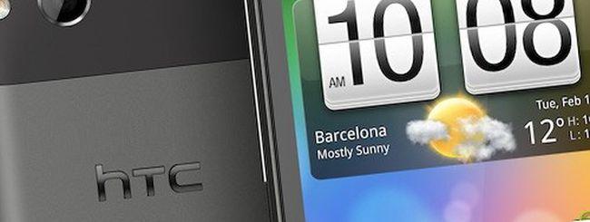 HTC Desire S, aggiornamento ufficiale Android 4.0 ICS