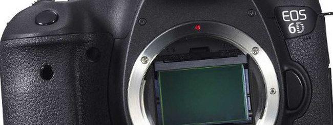 Canon EOS 6D, pre-ordine e fotografie di prova