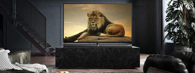 Panasonic presenta le TV 4K OLED EZ1000 e EZ950