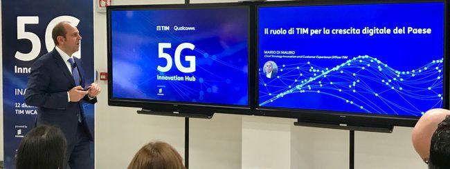 TIM e Qualcomm, prima videochiamata 5G in Europa