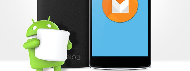 OnePlus One: arriva Android 6.0 Marshmallow