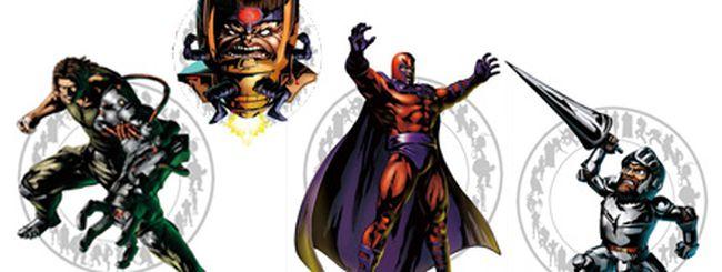 Ghost'n Goblins, Bionic Commando, Magneto e MODOK in Marvel vs. Capcom 3