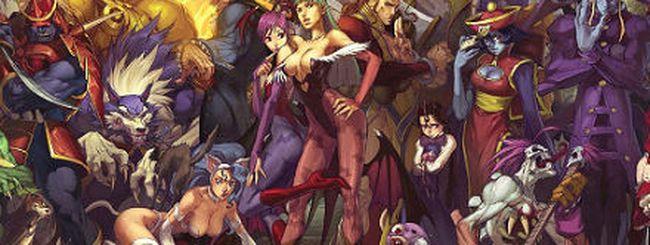 Darkstalkers confermato da Capcom per PSN