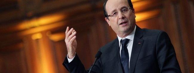 Hollande promette: 20 miliardi per il broadband