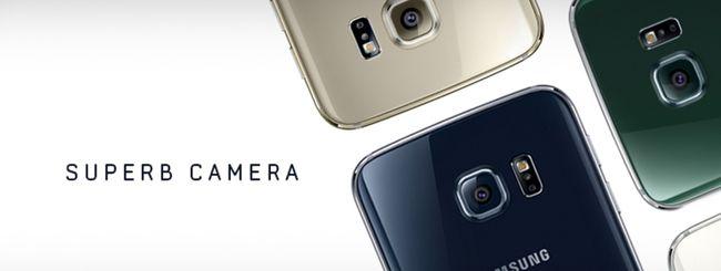 Samsung Galaxy S6, il supporto RAW è nascosto