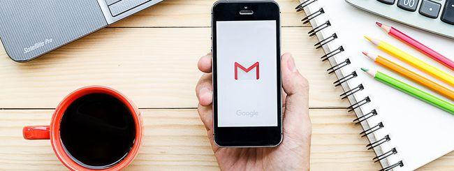 Gmail: più sicurezza contro i malware di stato